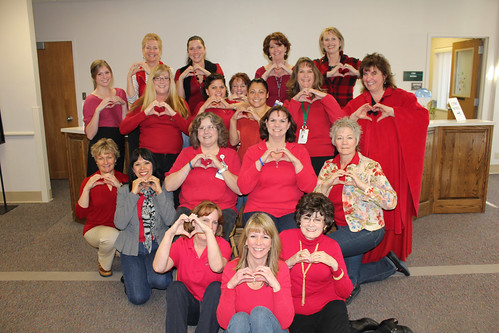 2012 Go Red for Women