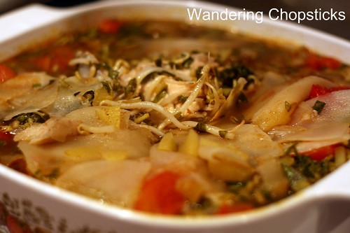 14 Mom's Canh Chua Ca (Vietnamese Sour Fish Soup)