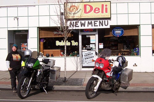 Little Monkey Deli in Forest Grove, Oregon