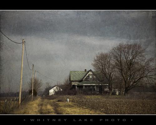 abandoned farmhouse indiana