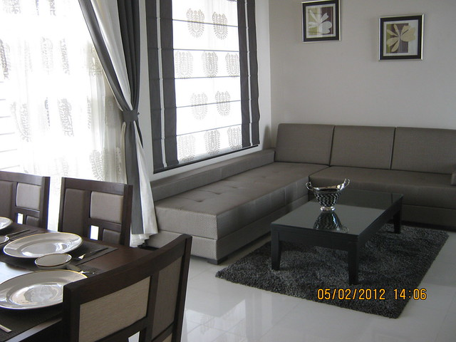 Sample flat - Visit Sukhwani Scarlet - 1 BHK, 1.5 BHK, 2 BHK & 3 BHK Flats - near Aurvedic College, on Kesnand Road, Wagholi, Pune 412 207 - 15