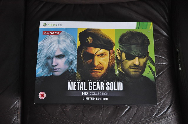 MGS HD Collection LTD
