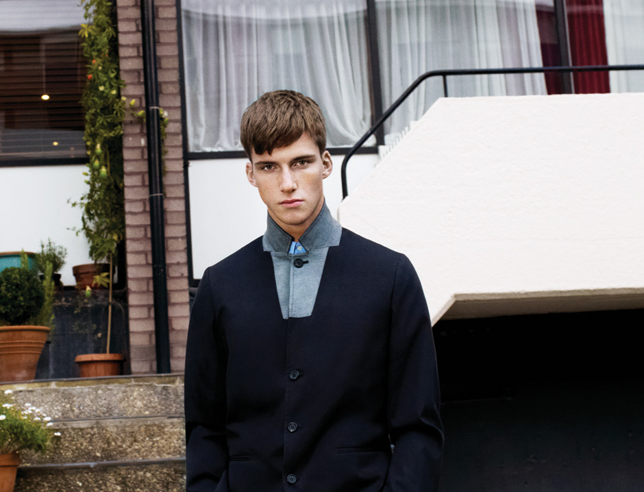Johnny George0028_FRED PERRY SS12
