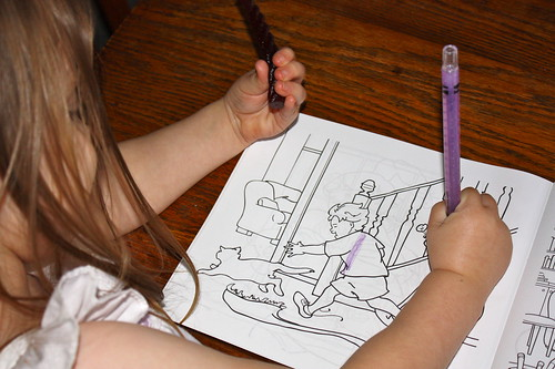 Apologia Homeschool Coloring Book