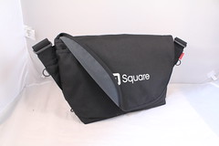 Square Edition Medium Zero Messenger Bag