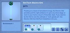 SimTech Electro-Orb