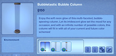 Bubbletastic Bubble Colulmn