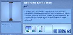 Bubbletastic Bubble Colulmn