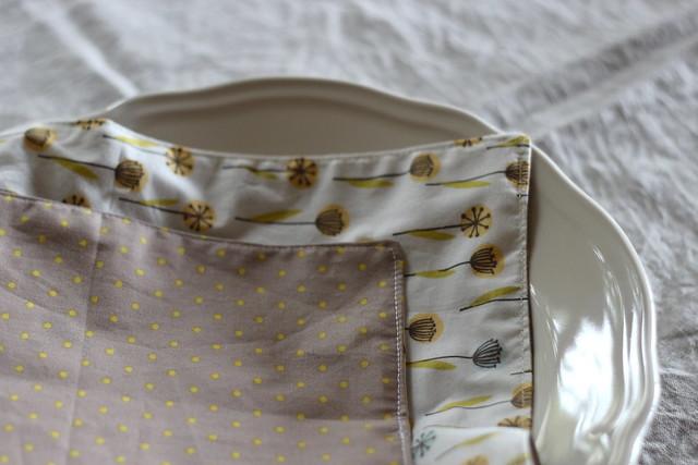 reversible table napkins