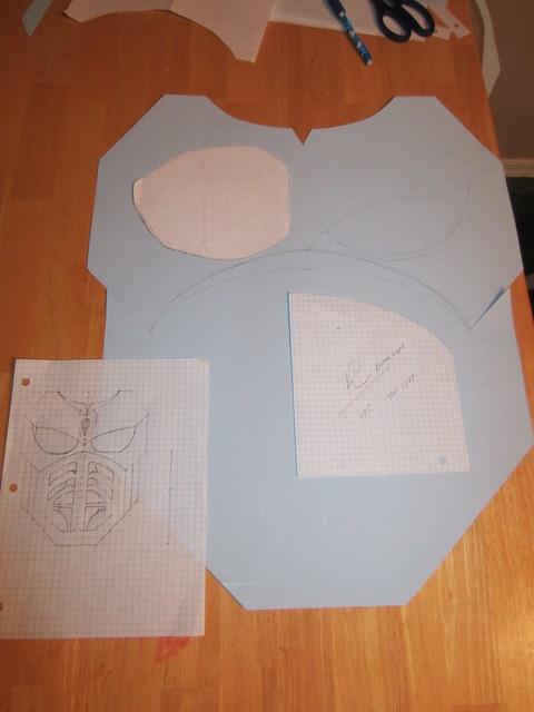 Costume Armor Build