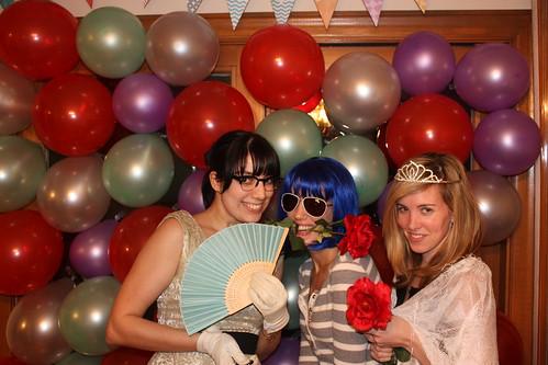 Sara, Jill, & Alex - 2/4/12