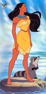 Pocahontas - Inspiration