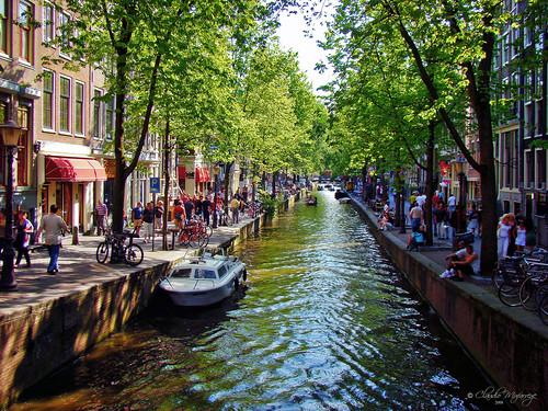 Amsterdam (by: Claudio Alejandro Mufarrege, creative commons license)