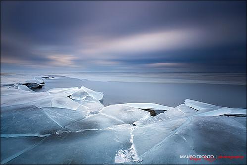 ice landscape iceland
