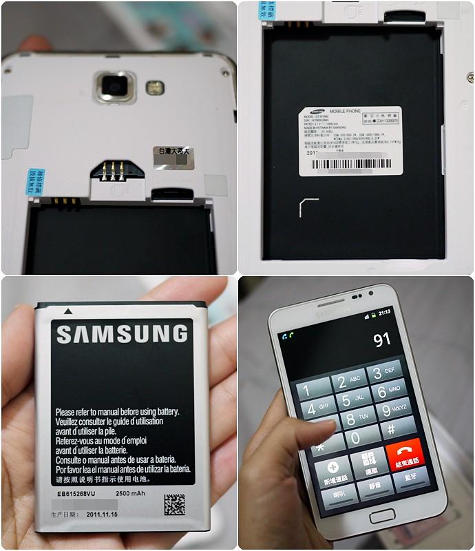 5 電池與SIM卡、記憶卡插槽