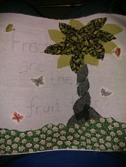Fractals are the fruit trees 1