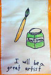 Prayer Flags by kids