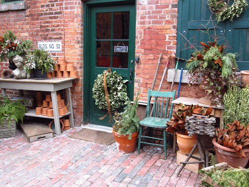 The Potting Shed in the Distillery District
