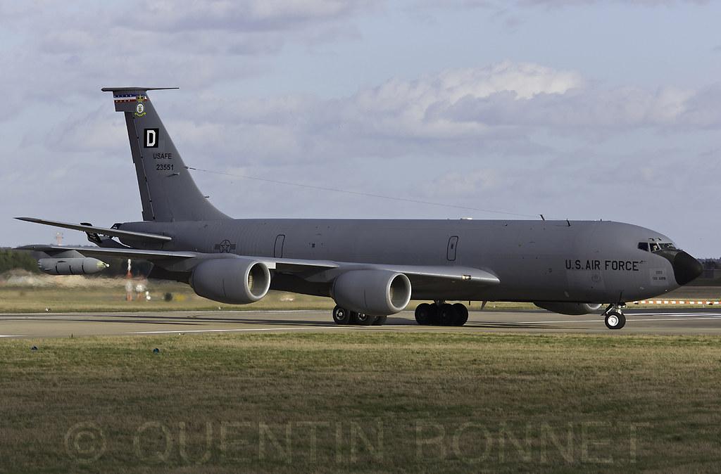 USAF Boeing KC-135R Stratotanker ??-23551