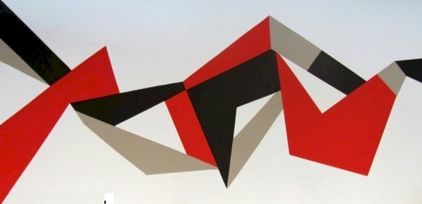 Geometría al límite // En el MACBA