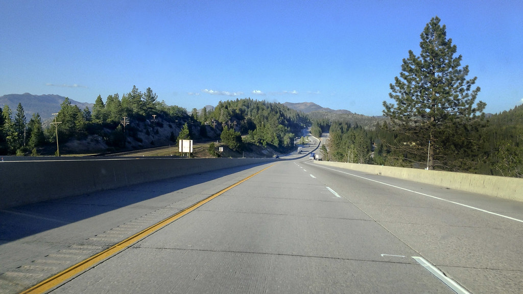 American Road Trip: Tahoe I
