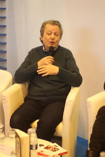 Pierre Haski - Salon du Livre de Paris 2014