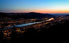 Drammen city @ night (2)
