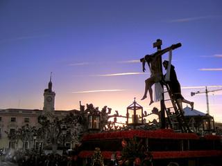 Semana Santa en Alcalá.