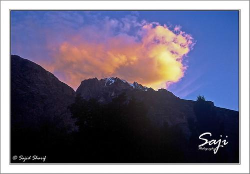 pakistan mountain nature landscape chitral kpk
