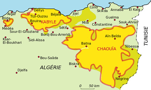 kabyle independance