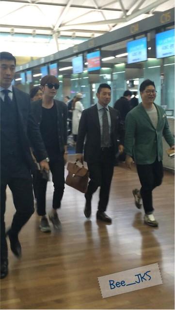 [Pics] JKS departs from Seoul to Beijing_20140425 14016129151_6cf596c8b5_z