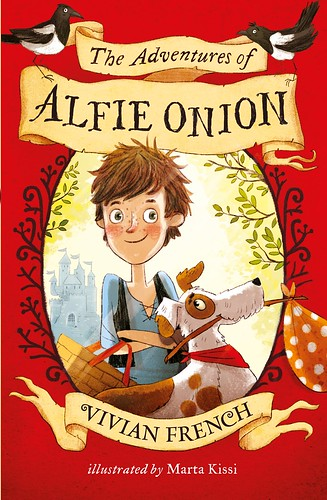 Vivian French, Alfie Onion