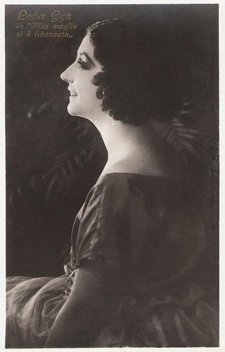 Leda Gys in Mia moglie si è fidanzata (1921)