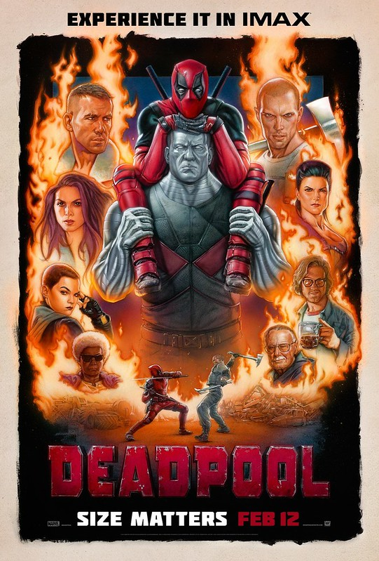 (2016) Deadpool