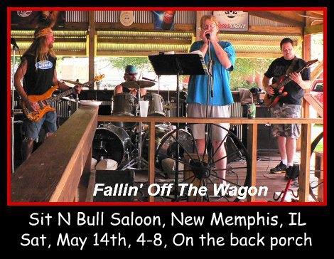 Fallin' Off The Wagon 5-14-16