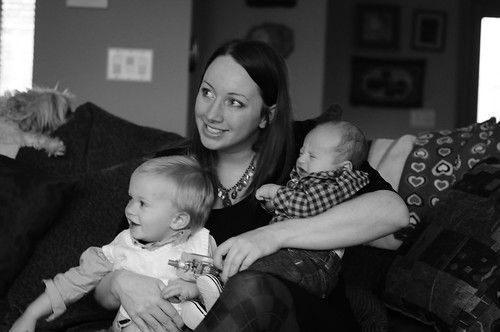 Quinn, Nikki and Gavin