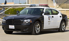 Los Angeles Police Department Dodge Charger