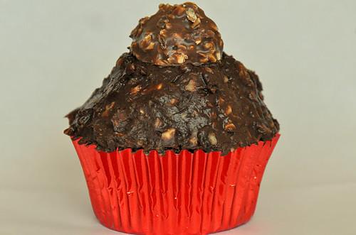 4 Remenanena - Ferrero Rocher Cupcakes