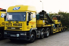 CTC. Iveco Euro 6x4. P870 PAF.