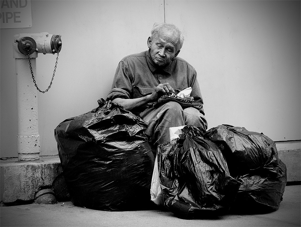 Homelessness (2/2), New York