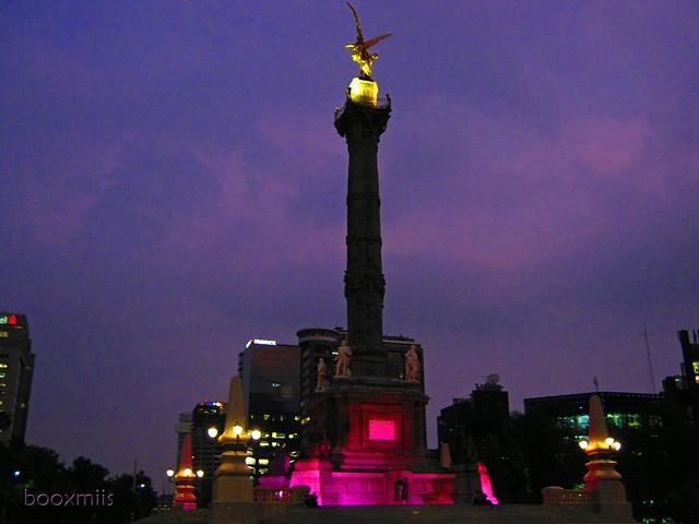 Angel de rosa