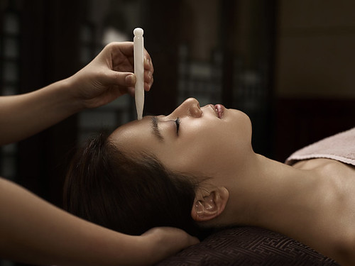 The Langham London, Chuan Spa