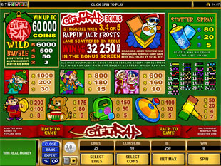 Gift Rap Slots Payout