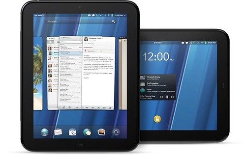 HP Touchpad: La Tablet de Hewlett-Packard