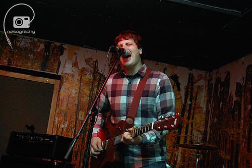 Mike Bochoff @ Gus' Pub Nov. 13th 2011 - 01