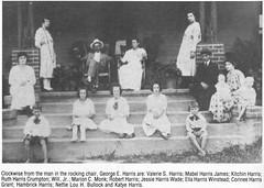 George Edward Harris Family