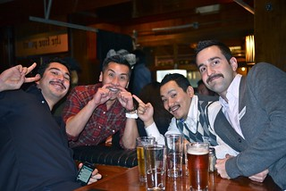 Movember Stache Off 2 | The Five Point