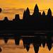 Angkor Wat Sunrise by TA.D