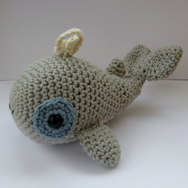 Amigurumi Christmas Ornaments Patterns : Amigurumi Whale Flickr - Photo Sharing!