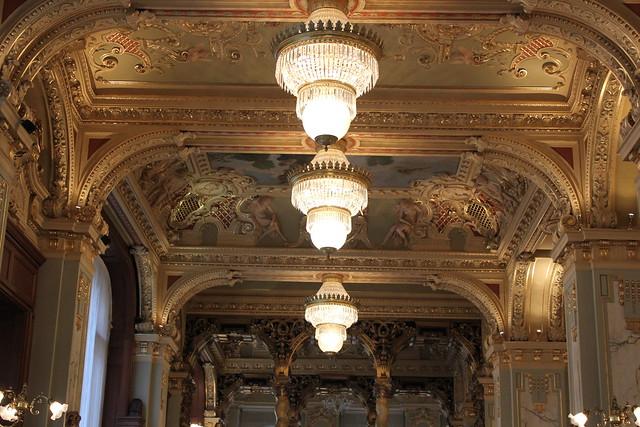 New York Cafe de Budapest